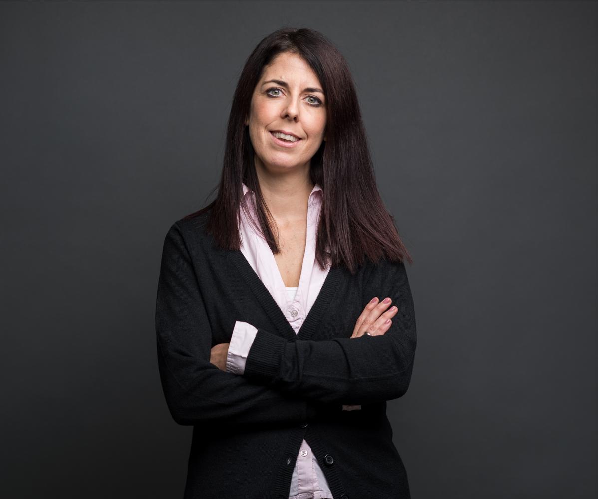 IT-Technikerin: Tamara Elsner