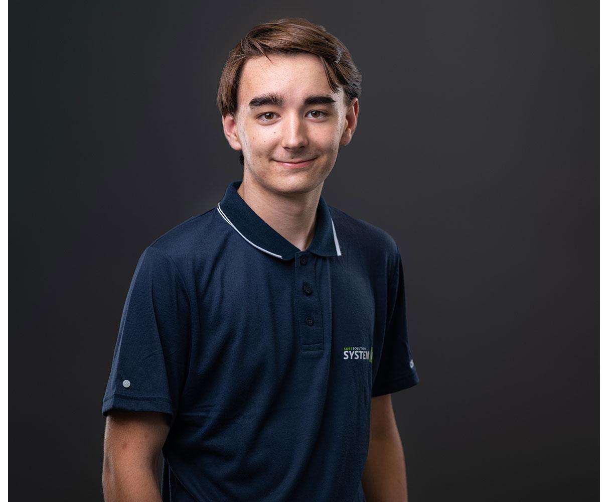 IT-Techniker: Hopf Gabriel
