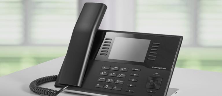 VoIP Telefonanlage in einem Kleinbetrieb