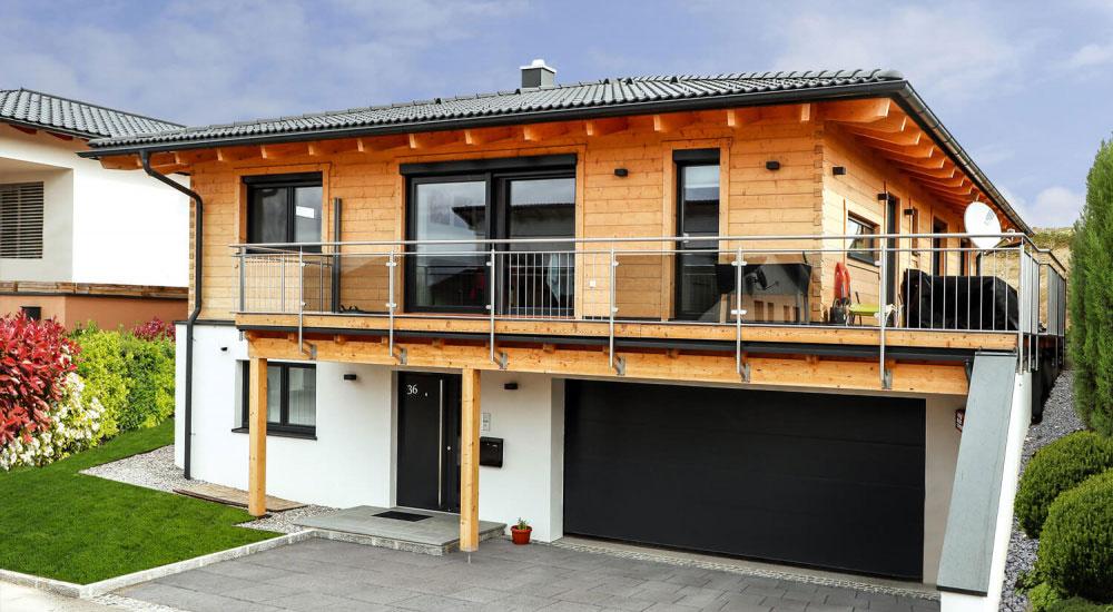 Scandinavian Blockhaus