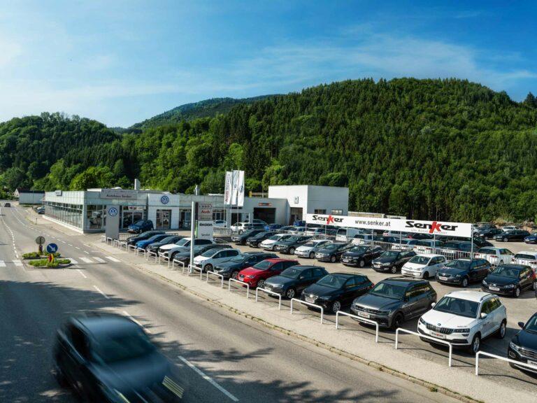 Autohaus Senker Waidhofen